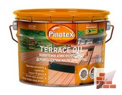 Масло PINOTEX TERRACE OIL ПИНОТЕКС ТЕРРАС ОИЛ